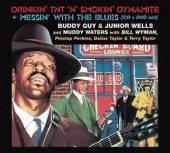 GUY BUDDY & WELLS JUNIOR &..  - 2xCD+DVD DRINKIN` TNT `N` SMOKIN`...