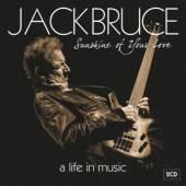 JACK BRUCE  - 2xCD SUNSHINE OF YOU..