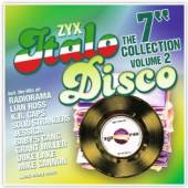 VARIOUS  - CD ZYX ITALO DISCO: THE 7