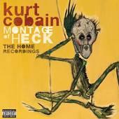 COBAIN KURT /NIRVANA/  - CD MONTAGE OF HECK - THE HOME