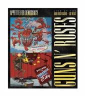 GUNS N' ROSES  - DVD APPETITE FOR DEM..