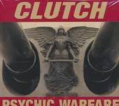 CLUTCH  - CDG PSYCHIC WARFARE