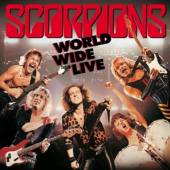 SCORPIONS  - 2xCD+DVD WORLD WIDE LIVE (CD+DVD)