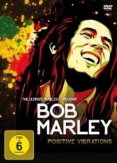 BOB MARLEY  - DVD POSITIVE VIBRATIONS