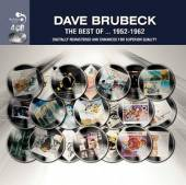 BRUBECK DAVE  - 4xCD BEST OF - 1952-1962