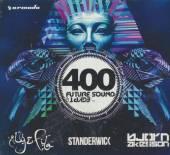 ALY & FILA  - CD FUTURE SOUND OF EGYPT 400