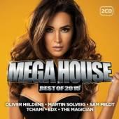 VARIOUS  - CD MEGA HOUSE BEST OF 2015