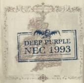DEEP PURPLE  - 2xCD NEC 1993 / =LIV..