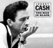 CASH JOHNNY  - CD MAN IN BLACK