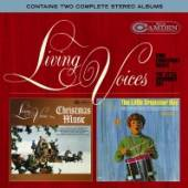 LIVING VOICES  - CD SING CHRISTMAS../LITTLE..