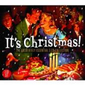 VARIOUS  - 3xCD IT'S CHRISTMAS