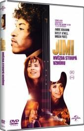 FILM  - DVD JIMI: HVEZDA STOUPA VZHURU