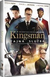 FILM  - DVD KINGSMAN: TAJNA SLUZBA