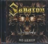SABATON  - CD METALIZER REARMED