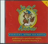 VARIOUS  - CD Pesnicky Pre Deti - ŠKOLA HROU 2