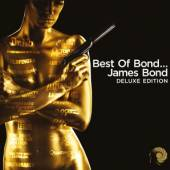 SOUNDTRACK  - CD BEST OF BOND...JAMES BOND (DELUXE)