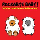 FALL OUT BOY =TRIB=  - CD ROCKABYE BABY