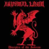ABYSMAL LORD  - CD DISCIPLES OF THE INFERNO