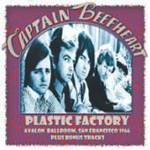CAPTAIN BEEFHEART  - CD PLASTIC FACTORY