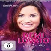 DEMI LOVATO  - DVD THIS IS ME DOCUMENTARY