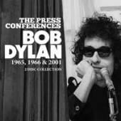 BOB DYLAN  - CD+DVD THE PRESS CONFERENCES (2CD)