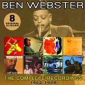 THE COMPLETE RECORDINGS: 1952 - 1959 (4CD) - supershop.sk