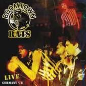 BOOMTOWN RATS  - 2xVINYL LIVE IN GERMANY '78 [VINYL]