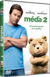 FILM  - DVD MÉĎA 2 (TED 2) - DVD