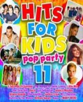 VARIOUS  - 2xCD HITS FOR KIDS POP PARTY 11