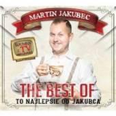 JAKUBEC MARTIN  - CD THE BEST OF