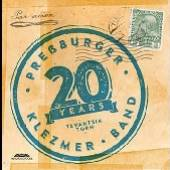 PRESSBURGER KLEZMER BAND  - CD TSVANTSIK YORN