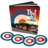 WHO  - 4xCD+DVD LIVE IN HYDE.. -CD+DVD-