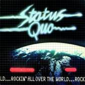 STATUS QUO  - 2xCD ROCKIN'ALL OVER THE WORLD DELUXE