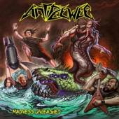 ANTIPEEWEE  - CD MADNESS UNLEASHED