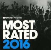 VARIOUS  - CD DEFECTED MOST RATED 2016