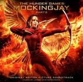 SOUNDTRACK  - CD HUNGER GAMES: MOCKINGJAY, PART 2