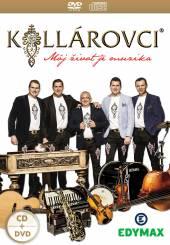 KOLLAROVCI  - 2xCD+DVD MOJ ZIVOT JE MUZIKA