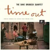 BRUBECK DAVE -QUARTET-  - VINYL TIME OUT -HQ- [VINYL]