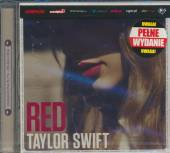 SWIFT TAYLOR  - CD RED