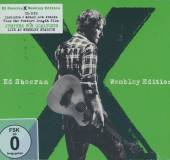 SHEERAN ED  - 2xCD+DVD X-WEMBLEY EDITION