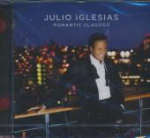 IGLESIAS JULIO  - CD ROMANTIC CLASSICS