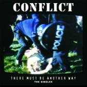 CONFLICT  - 2xVINYL THERE MUST B..