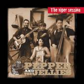 PEPPER AND THE JELLIES  - CD THE VIPER SESSION