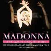 MADONNA  - CD+DVD THE PARTY'S RIGHT HERE (2CD)