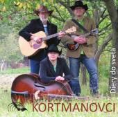 KORTMANOVCI  - CD DIERY DO SVETA