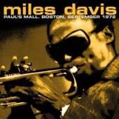MILES DAVIS  - CD PAUL'S MALL, BOSTON, SEPTEMBER 1972