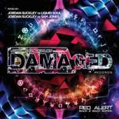 VARIOUS  - 2xCD DAMAGED RED ALERT BACK..