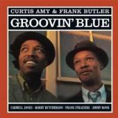 AMY CURTIS/FRANK BUTLER  - VINYL GROOVIN' BLUE [LTD] [VINYL]