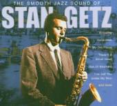GETZ STAN  - CD SMOOTH JAZZ SOUND OF
