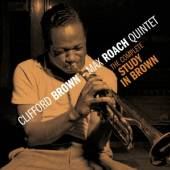 CLIFFORD BROWN & MAX ROACH  - 2xCD THE COMPLETE STUDY IN BROWN +1